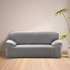 tkoofn stretch three seater elastic sofa cover loveseat
