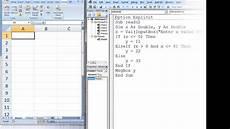 Excel 2010 Vba Chart Excel Vba Topic 6 6 Flowcharts Youtube