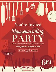 Housewarming Party Invitations Wondering About The Housewarming Party Etiquette Learn It