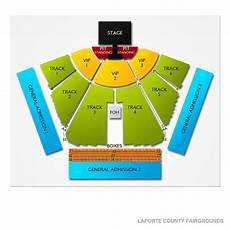 Sonoma County Fairgrounds Seating Chart Laporte County Fairgrounds Concert Tickets