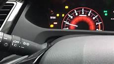 Honda Civic Dashboard Lights Out Dashboard Lights On Honda Civic Si 2015 Youtube