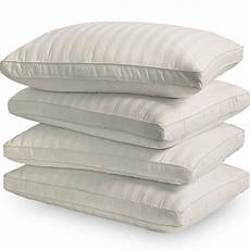 350 thread count alternative pillows set of 4