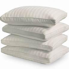 350 thread count alternative pillows set of 4