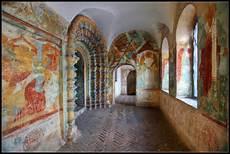 photo russian fresco by olga maleeva architecture