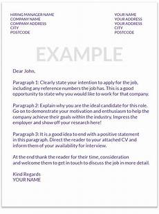 Winning Cover Letters How To Write A Winning Cover Letter