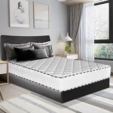 costway 10 inch memory foam mattress pad sleepover living