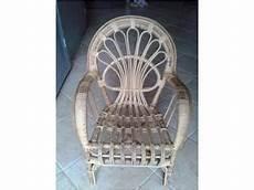 vimini usata sedia vimini posot class