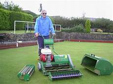 Dennis Ft610 Is Just The Job For Volunteer Greenkeepers