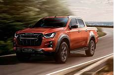 chevrolet dmax 2020 all new 2020 isuzu d max revealed and it s wider more