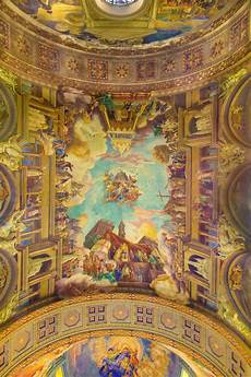 rome italy march 10 2016 the fresco triumphs of the