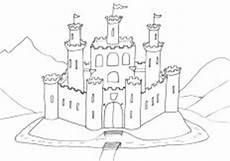 Malvorlagen Ritterburg Ritterburg Zum Ausmalen Malvorlagen