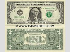 whole world currency: united states of america currency