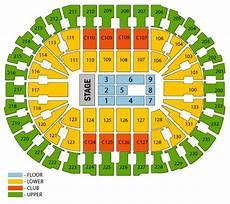 Concert Seating Chart Quicken Loans Arena Cleveland S Quicken Loans Arena Gearing Up For Summer