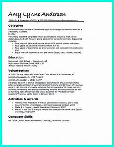 High School On Resume Making Simple College Golf Resume With Basic But Effective