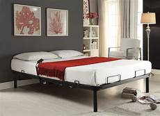 size electric adjustable bed from coaster 350035f