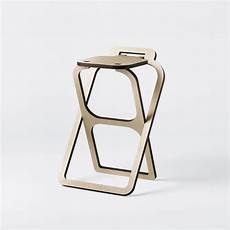 sgabello alto pieghevole sgabello pieghevole in legno design made in italy