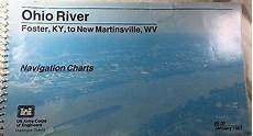 Army Corps Of Engineers River Charts Ohio River Navigation Charts Maps Cairo Il To Foster Ky Us