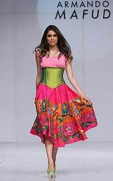 Mexican Designer Clothes Mexico Fashion Week Armando Mafud Spring 2009 Mexican