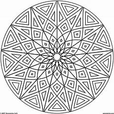 Coloring Geometric Pages Geometric Drawing Designs At Getdrawings Free