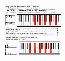 Jazz Chord Chart For Piano 9 Piano Chord Chart Templates Pdf Sample Templates