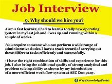 Sample Job Interview Answers Job Interview Q And A Agencylk Job Vacancies In Sri