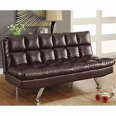 leather futon brown leather sofa bed a sofa furniture outlet los