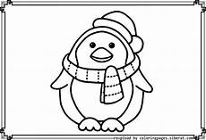 penguin coloring pages and print for free