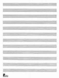 12 Stave Manuscript Paper Manuscript Paper 12 Stave No 51 80 Pages Music Theory