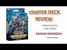 yu gi oh starter deck link strike 1st edition review