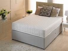 fenton orthopaedic quilted memory sprung mattress desire