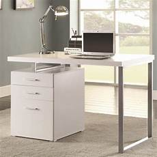 shop modern design home office white writing computer
