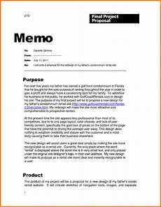 Business Proposal Memo Sample 6 How To Write A Business Memo Card Authorization 2017