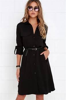 black dress shirt dress lightweight jacket 64 00