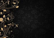 Wedding Background Black And White Free Images Ornaments Oriental Gold Damask Pattern