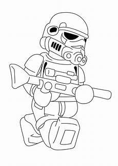 Lego Malvorlagen Wars Lego Wars Coloring Pages Best Coloring Pages For