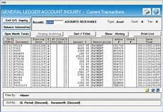 21 General Ledger Templates Amp Examples Excel Pdf Formats