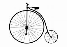 malvorlage altes fahrrad kostenlose ausmalbilder zum