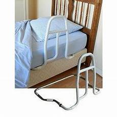 folding easy fit bed rail