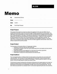 Example Business Memos Pin On Random