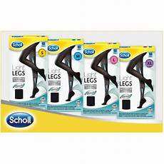 Scholl Light Legs Compression Tights Scholl Light Legs Compression Tights 60 Denier Black Large
