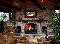 Fireplace Ideas 45 Beautiful Outdoor Fireplace Ideas Install It Direct
