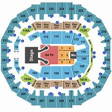 Fedex Seating Chart Fedexforum Seating Chart Memphis
