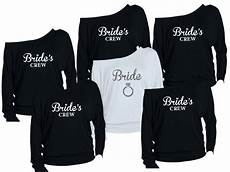 Bridesmaid Shirt Designs Items Similar To 9 Personalized Bride Amp Bridal Off The