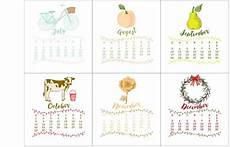 Small Desk Calendar 2020 2020 Farmers Market Mini Desk Calendar