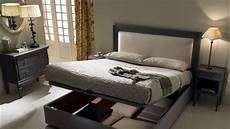 bed with box storage designs