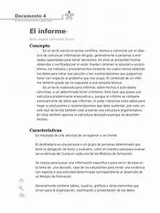 Formato De Informe Escrito Como Elaborar Un Informe