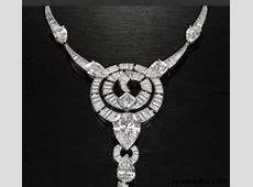 Diamond Snake Necklace By Jewelry Designer Bulgari