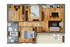 economic house plan bc 11 90m2