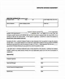 Company Loan To Employee Agreement Free 65 Loan Agreement Form Example In Pdf Ms Word