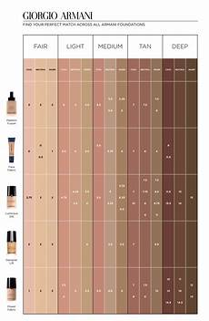 House Foundation Color Chart Shop Giorgio Armani S Silk Foundation For A Luminous Glow